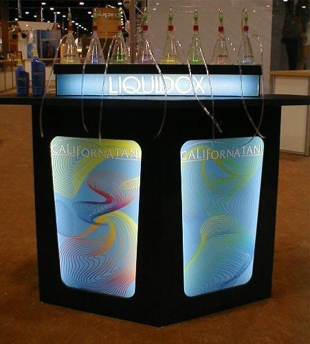 Oxygen Bar Equipment For O2 Tanning Systems